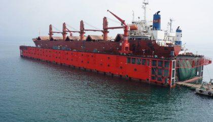 Romas Marine Floating Docks