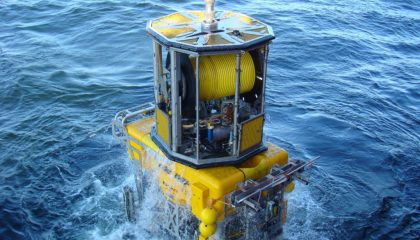 Romas Marine subsea equipment (ROV)