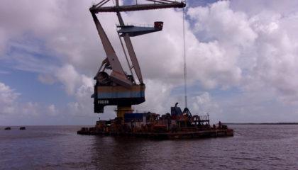 Romas Marine Various offshore vessels